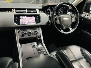 2013 Land Rover Range Rover Sport L494 MY14.5 HSE Grey 8 Speed Sports Automatic Wagon.
