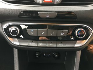 2018 Hyundai i30 PD Active Red Sports Automatic Dual Clutch