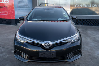 2016 Toyota Corolla ZRE182R Ascent S-CVT Ink 7 Speed Constant Variable Hatchback