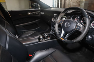 2014 Mercedes-Benz CLS-Class C218 MY14 CLS63 AMG Coupe SPEEDSHIFT MCT S Tenorite Grey 7 Speed.