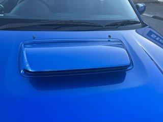 2004 Subaru Impreza S MY04 WRX Club Spec Evo 7 AWD Blue 5 Speed Manual Sedan