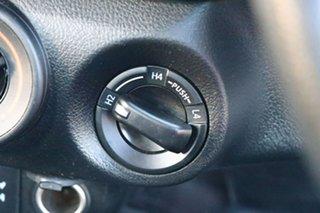 2017 Toyota Hilux GUN126R SR Double Cab Glacier White 6 Speed Sports Automatic Utility