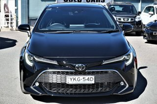 2020 Toyota Corolla Mzea12R ZR Black 10 Speed Constant Variable Hatchback.