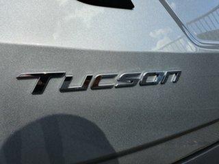 2021 Hyundai Tucson NX4.V1 MY22 Elite AWD Shimmering Silver 8 Speed Sports Automatic Wagon
