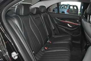 2017 Mercedes-Benz E220 213 MY18 D Black 9 Speed Automatic G-Tronic Saloon