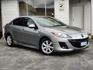 2010 Mazda 3 BL10F1 Maxx Activematic Sport Silver 5 Speed Sports Automatic Sedan.
