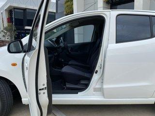 2012 Suzuki Alto GF GLX White 4 Speed Automatic Hatchback