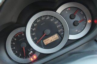 2008 Toyota RAV4 ACA33R MY08 Cruiser Silver 5 Speed Manual Wagon
