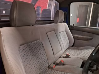 2003 Mazda Bravo B2600 DX 4x2 Metallic Blue 5 Speed Manual Cab Chassis