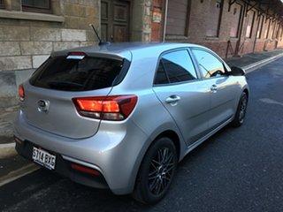 2018 Kia Rio YB MY18 S Silky Silver 4 Speed Sports Automatic Hatchback