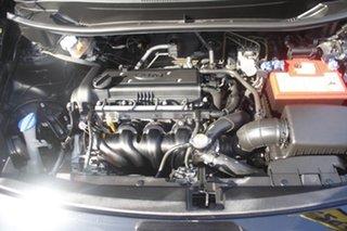 2012 Kia Rio UB MY12 S Midnight Black 6 Speed Manual Hatchback