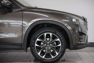 2015 Mazda CX-5 KE1032 Akera SKYACTIV-Drive AWD Grey 6 Speed Sports Automatic Wagon