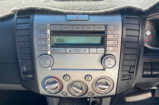 2006 Mazda BT-50 B3000 DX (4x4) Silver 5 Speed Manual Dual Cab Pick-up