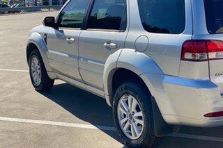 2009 Ford Escape ZD Silver 4 Speed Automatic SUV