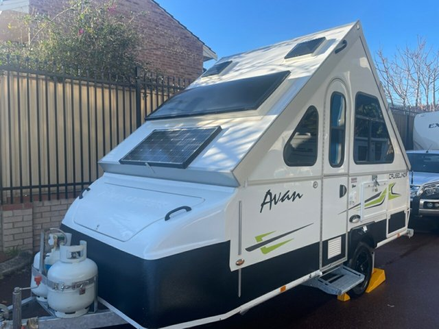Used AVAN Cruiseliner St James, 2019 AVAN Cruiseliner Caravan
