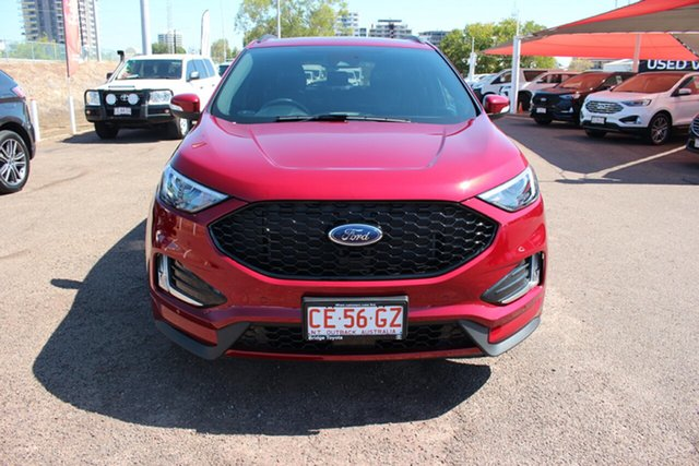 Used Ford Endura CA 2019MY ST-Line Darwin, 2019 Ford Endura CA 2019MY ST-Line Red 8 Speed Automatic Wagon