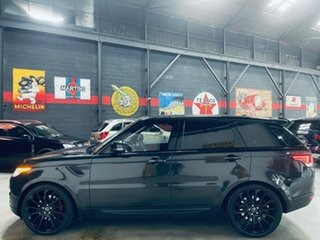 2013 Land Rover Range Rover Sport L494 MY14.5 HSE Grey 8 Speed Sports Automatic Wagon
