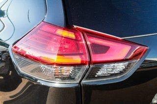2018 Nissan X-Trail T32 Series II Ti X-tronic 4WD Black 7 Speed Constant Variable Wagon