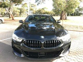 2019 BMW 8 Series G15 M850i xDrive Steptronic AWD Black 8 Speed Sports Automatic Coupe.