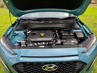 2019 Hyundai Kona OS.2 MY19 Go 2WD Ceramic Blue/dark Gr 6 Speed Sports Automatic Wagon