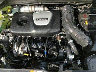 2017 Hyundai Kona OS MY18 Launch Edition D-CT AWD Green 7 Speed Sports Automatic Dual Clutch Wagon