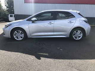 2020 Toyota Corolla ZWE211R Ascent Sport E-CVT Hybrid Silver Pearl 10 Speed Constant Variable