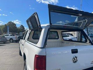 2017 Volkswagen Amarok 2H MY18 TDI420 4x2 White 8 Speed Automatic Utility