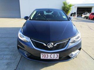 2017 Holden Astra BL MY17 LS+ Dark Blue 6 Speed Sports Automatic Sedan.