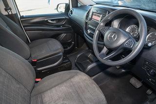 2018 Mercedes-Benz Vito 447 119BlueTEC Crew Cab MWB 7G-Tronic + Arctic White 7 Speed.