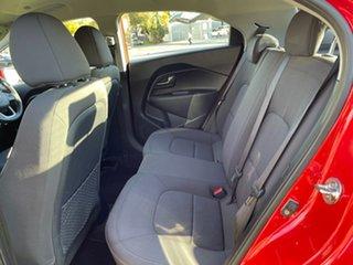 2011 Kia Rio UB MY12 S Red 4 Speed Sports Automatic Hatchback