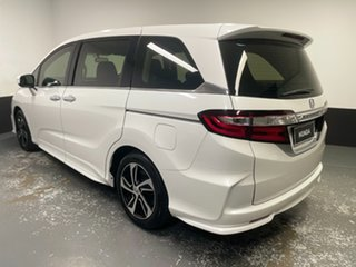 2016 Honda Odyssey RC MY16 VTi White Orchid 7 Speed Constant Variable Wagon