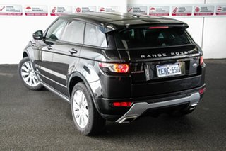 2014 Land Rover Range Rover Evoque LV MY14 TD4 Dynamic Black 9 Speed Automatic Wagon