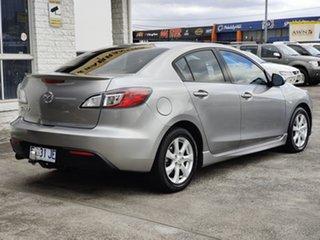 2010 Mazda 3 BL10F1 Maxx Activematic Sport Silver 5 Speed Sports Automatic Sedan