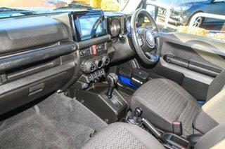 2019 Suzuki Jimny JB74 Blue 4 Speed Automatic Hardtop