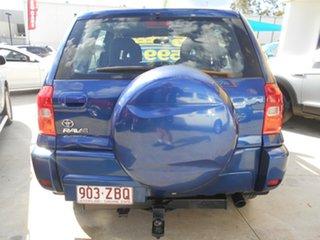 2003 Toyota RAV4 ACA21R Extreme Blue 5 Speed Manual Wagon