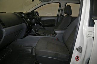 2014 Ford Ranger PX XL Hi-Rider Cool White 6 Speed Sports Automatic Utility