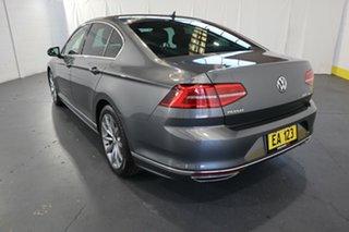2016 Volkswagen Passat 3C MY16 140 TDI Highline Grey 6 Speed Direct Shift Sedan
