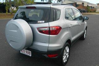 2014 Ford Ecosport BK Trend PwrShift Silver 6 Speed Sports Automatic Dual Clutch Wagon.