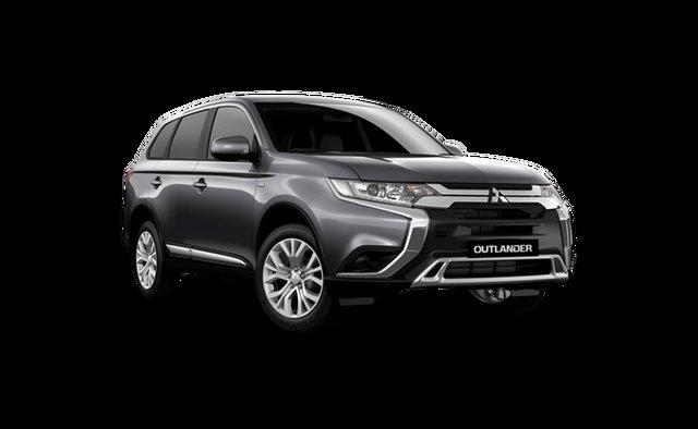 New Mitsubishi Outlander ZL MY21 ES 2WD Hamilton, 2021 Mitsubishi Outlander ZL MY21 ES 2WD Titanium 6 Speed Constant Variable Wagon