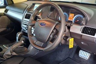 2011 Ford Falcon FG MkII XR6 Blue 6 Speed Sports Automatic Sedan