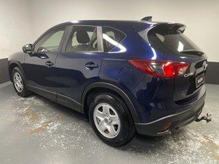 2012 Mazda CX-5 KE1071 Maxx SKYACTIV-Drive AWD Blue 6 Speed Sports Automatic Wagon