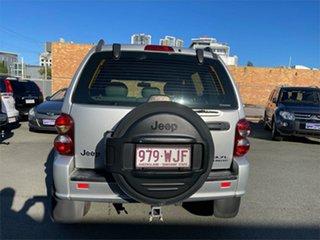 2006 Jeep Cherokee KJ MY05 Upgrade Renegade (4x4) 4 Speed Automatic Wagon.