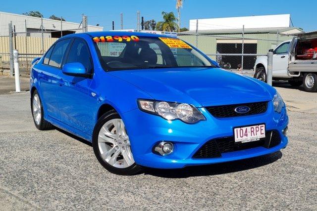 Used Ford Falcon FG MkII XR6 Morayfield, 2011 Ford Falcon FG MkII XR6 Blue 6 Speed Sports Automatic Sedan