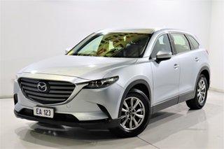 2016 Mazda CX-9 TC Touring SKYACTIV-Drive i-ACTIV AWD Silver 6 Speed Sports Automatic Wagon.