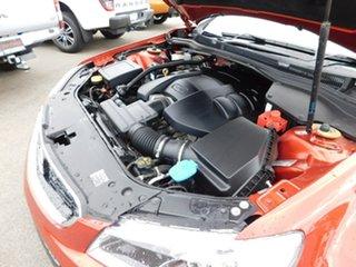 2015 Holden Commodore VF II MY16 SS V Red 6 Speed Manual Sedan