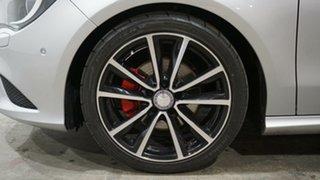 2015 Mercedes-Benz CLA-Class C117 805+055MY CLA200 DCT Silver 7 Speed Sports Automatic Dual Clutch