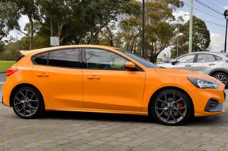 2020 Ford Focus SA 2020.25MY ST Orange 7 Speed Automatic Hatchback.