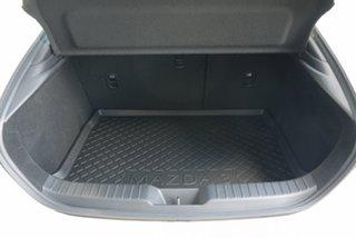 2021 Mazda 3 BP2HLA G25 SKYACTIV-Drive Evolve White 6 Speed Sports Automatic Hatchback