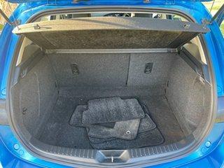 2012 Mazda 3 BL10F2 Maxx Sport Blue 6 Speed Manual Hatchback