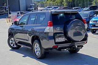 2012 Toyota Landcruiser Prado KDJ150R Altitude Magnetic Grey 5 Speed Sports Automatic Wagon.
